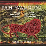 cover jah warrior
